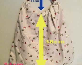 Trillions/Rumi Katsuta's Handmade Woman's Bag ~Ladybug~