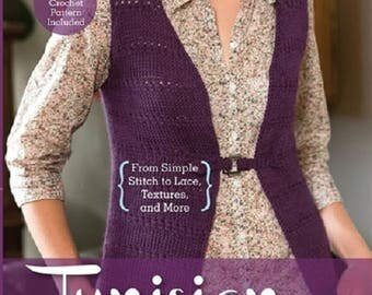 Tunisian Crochet with Dora Ohrenstein [DVD]