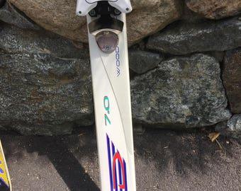 Wall Mounted Ski Bottle Opener