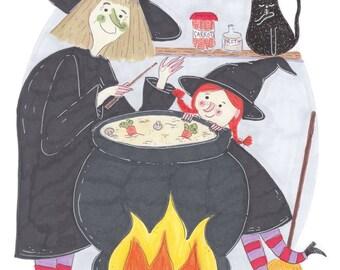 The Soup Maker's Apprentice