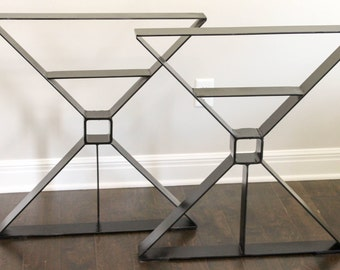 Designer Dining Table Leg Set