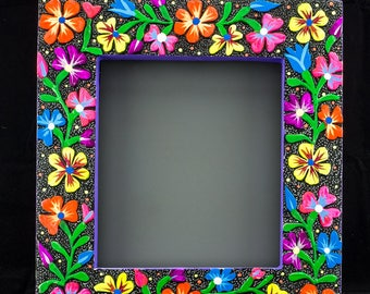 Frames-Alebrije-Mexican crafts (free shipping in Italy)