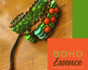 Boho Ladder Bracelet