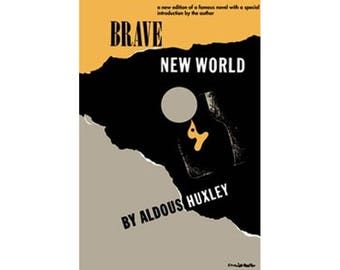religion and art in brave new world by aldous huxley Take note of how author aldous huxley expresses his distrust of 20th-century politics and technology in his sci-fi novel brave new world, on biographycom.