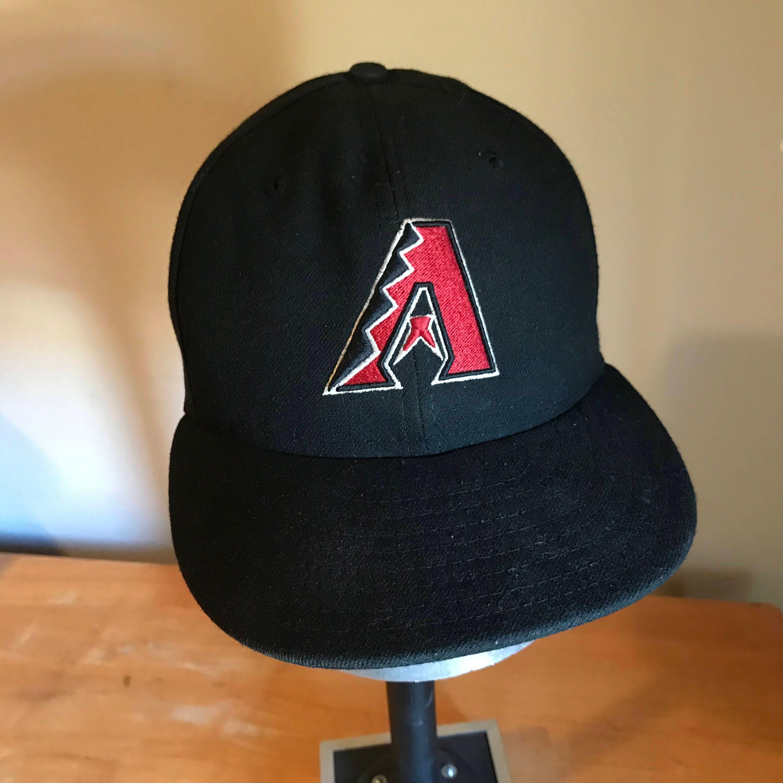 New Era 59 Fifty Arizona Diamondbacks MLB Baseball Fitted Hat Size 7 1 4 4e2c200fbf7a
