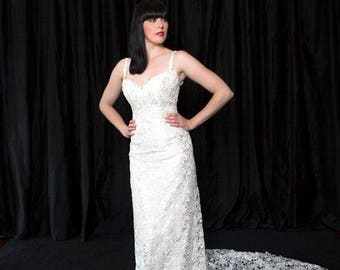 Nicole' Bridal Gown