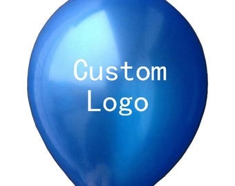 12 inch Custom Printed Latex Balloon for Advertising Promotion