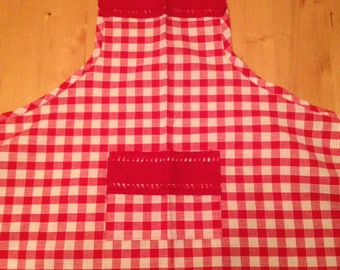 apron for girl