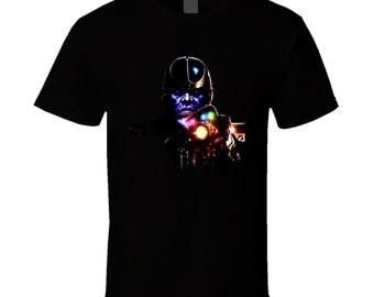 Thanos Shirt   Avengers Infinity War Shirt   Avengers Infinity War Thanos Tee   Thanos Gauntlet Shirt   Titan Thanos Tee