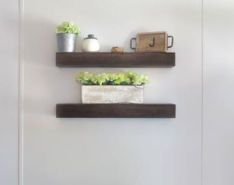 Wood Floating Shelves, Wood Floating Shelf, Wood Succulent Planter, Succulent Planter Shelf, Wooden Shelves, Rustic Shelf, Wood Shelf
