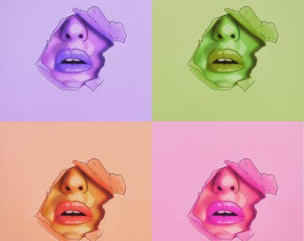 Illustration: mouths
