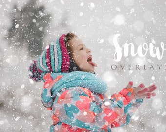 35 Snow Overlays, Winter, Overlay, Holiday, Christmas, JPEG, Magical, Magic, Photography, Photographer, Edit, Tool, Photoshop