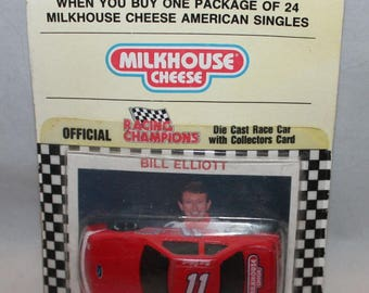 NASCAR Give away car Milkhouse cheese