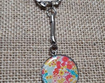 Keychain resin, liberty