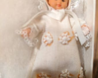 Vintage Miniature Doll