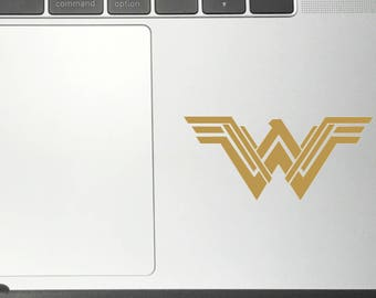 WONDER WOMAN New Movie Vinyl Decals/Stickers for Car Macbook iPhone iPad