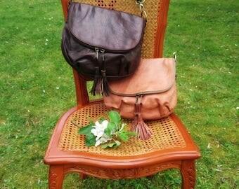 Elegant vintage Messenger shoulder bag
