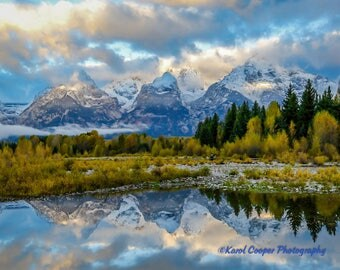 Schwabacher's Landing Reflection