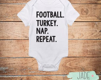 Football bodysuit, toddler football shirt, boys clothes, baby clothes, sunday football, fall outfit, fall baby clothes, baby shower gift