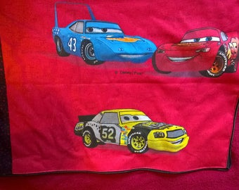 convertible CARS blanket pillow