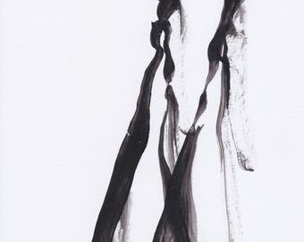 No title, Sketch, Original artwork