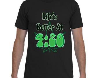 STONER SHIRT | Smoker Shirt | Pot Shirt | Marijuana Shirt | Weed Shirt | 420 Shirt | Badass Shirt by Badass T-Shirt Co.