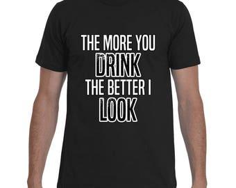 FUNNY T-SHIRT | Drinking Shirt | Funny Graphic Tees | Badass Shirt | Graphic Tee | Badass T-Shirt by Badass T-Shirt Co.