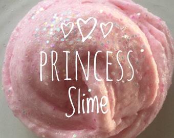 Princess Glitter Slime