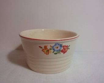 Universal Pottery Souffle bowl