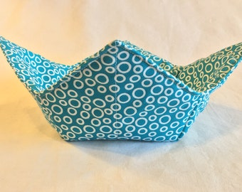 Microwave Bowl Cozy, microwave bowl holder, soup cozies, soul bowl hot pad, icecream bowl holder, cozy, hot or cold cozy