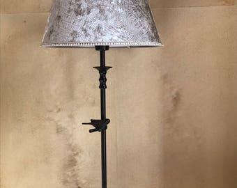 Table lamp BIRDY / ABJ Sun drum. 30 cm