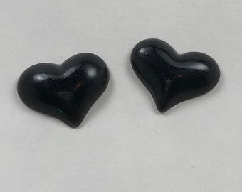 Heart-shaped Retro Earrings