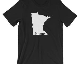 Minnesota State is My Home - MN Gift Men's/Unisex T-Shirt
