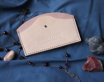 Line2 Gentle | Leather cardholder with Swarovski crystals for woman Card case Card holder Bag accessory