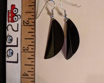 80's vintage costume earrings