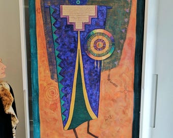 Native Indian Hanging Wall Art
