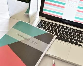 JAM Social Media Planner 2018