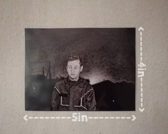 Our Hømetøwn's In The Dark print (mini)