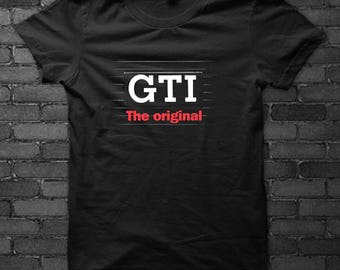 VW GTI Original | Petrolhead | T-shirt