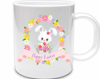 Easter gift etsy au easter gift for kids plastic mug gift for child or grandchildren negle