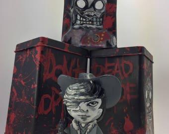 Carl Grimes, Walking Dead, Custom Vinyl Figure