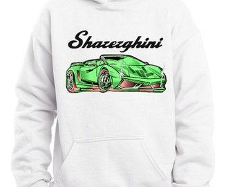 SHARERGHINI Share the Love Youth Hoodie
