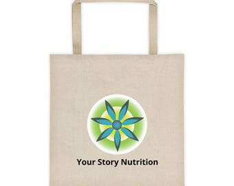 Your Story Nutrition - Cotton Tote bag