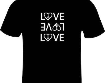 Love & Peace T-shirt