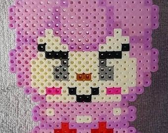 Reese Animal Crossing Perler