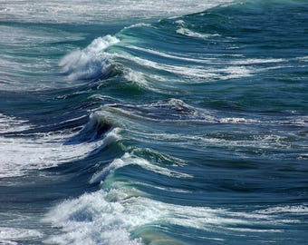 Brittany wave - France