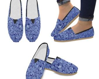 Namaste Canvas Slip On Shoes- Women (5 colors)