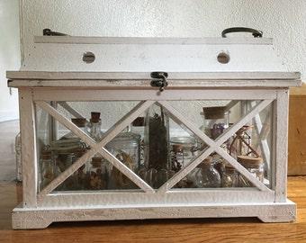 Natural-Bits Trinket Case