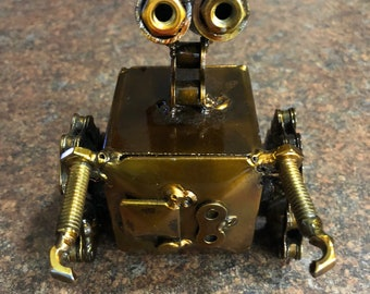 Wall E made from all recycled material beautifully finished.