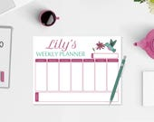 Personalized Weekly Plann...